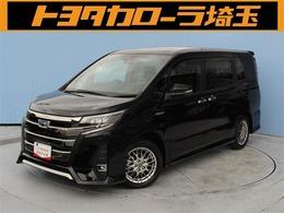 トヨタ ノア 1.8 ハイブリッド Si WxB 両側電動スライドドア/後席モニター/ナビ