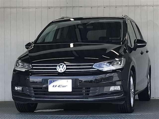 充実装備の1台です♪当社VW指定工場で車検整備してお渡し致します。