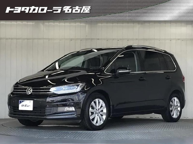 平成30年式/VW・ゴルフトゥーラン・TDIハイライン/車検整備付き/マルチSDナビ/Bカメラ/ETC/LEDヘッドライト