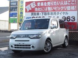 日産 キューブ 1.5 15X FOUR Mセレクション 4WD Mナビ/走行中TV/DVD/Bモ二/スマートキーー
