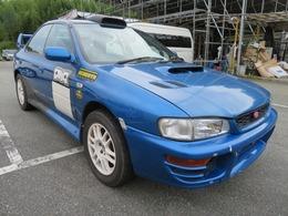 スバル インプレッサ 2.0 WRXタイプRA リミテッド 4WD 1000台限定 ラリー仕様 競技車両