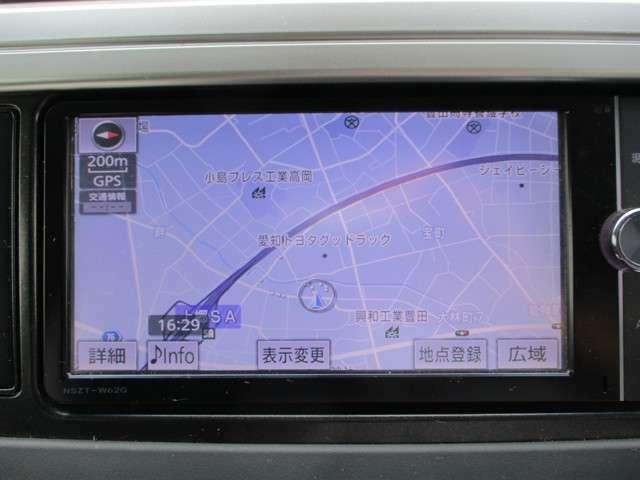 トヨタ純正ナビ NSZT-W62G Bluetoooth対応