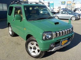 スズキ ジムニー 660 ワイルドウインド 4WD 全塗装済み ターボシートヒーター