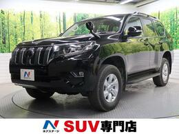 トヨタ ランドクルーザープラド 2.7 TX 4WD 4WD 追従クルコン ルーフレール 17AW