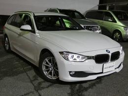 BMW 3シリーズツーリング 320d 純正HDDナビBカメラ 禁煙車 16AW 正規D車