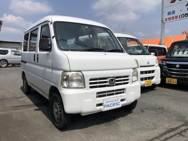 エアコン パワステ 車検整備付で総額20万円のお買い得車両です!