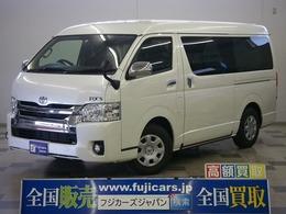 トヨタ ハイエース FOCS DS-Fスタイル 4WD 冷蔵庫 1500Wインバーター ツインサブ