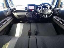 ◆ストリートロッドスタイルインテリア ◆ベンチタイプシート ◆運転席シートヒーター ◆プラズマクラスター付オートAC
