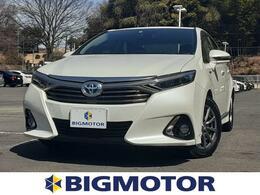 トヨタ SAI 2.4 G 8インチメモリーナビ/LEDヘッドライト/ETC