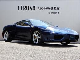 フェラーリ 360モデナ F1 D車 タイベル クラッチ交換済 ノーマル