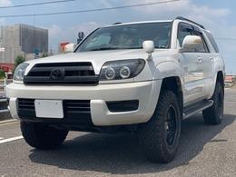 トヨタ ハイラックスサーフ 2.7 SSR-X 4WD リフトアップ/マッドタイヤ/ナビ/マフラー