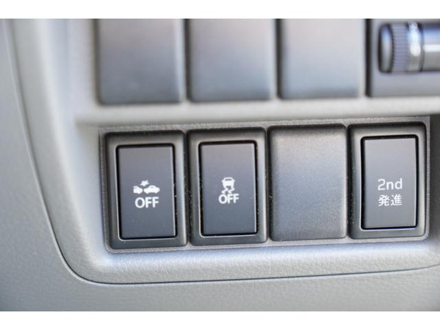 レーダーブレーキサポート付き、横滑り防止装置付き、ABS付き