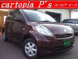 トヨタ パッソ 1.0 X 4WD CD/キーレス/4WD/禁煙車/後期型