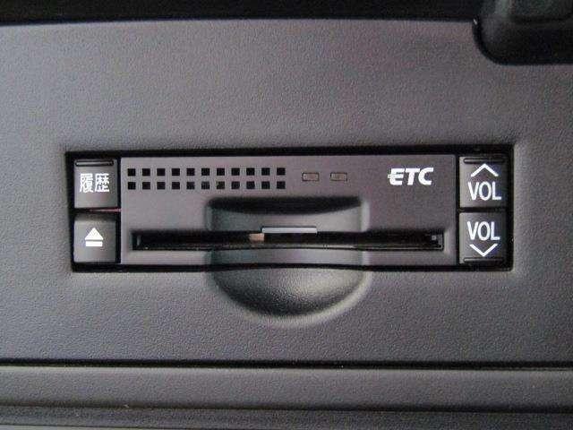 ETC付きです。サービスエリアのスマートインターチェンジからも乗り降りが出来ます。