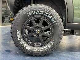 XTREME-J14インチホイール タイヤはマッドスター 同価格帯の他のホイールへの交換も対応致します!!