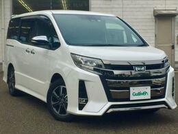 トヨタ ノア 2.0 Si WxBIII 純正SDナビTV Bカメラ 衝突軽減ブレーキ