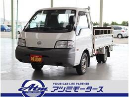 日産 バネットトラック 1.8DXスーパーロー 走行2.6万km・木製荷台・アオリ仕上済