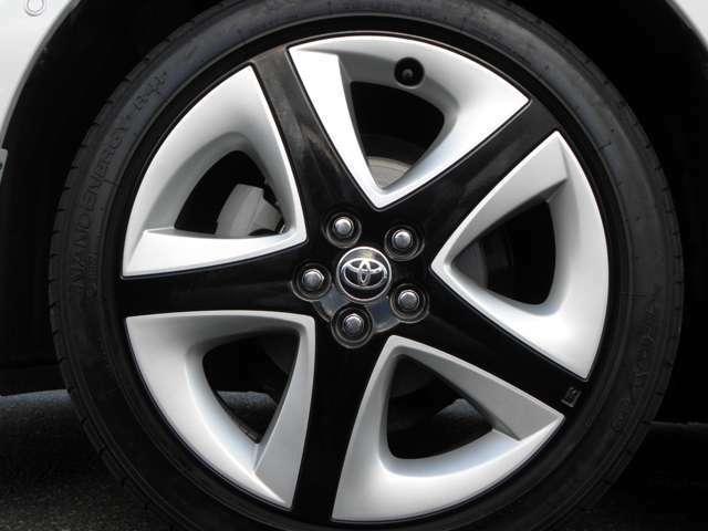タイヤは納車時新品に交換いたします
