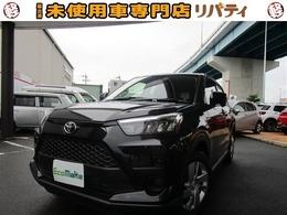 トヨタ ライズ 1.0 X S 登録済未使用車 禁煙車 衝突軽減ブレーキ