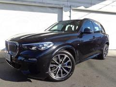 BMW X5 の中古車 xドライブ 35d Mスポーツ 4WD 愛知県小牧市 818.0万円