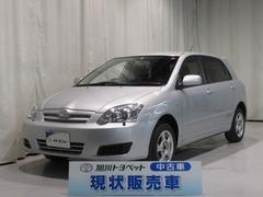 トヨタ アレックス の中古車 1.5 XS150 ワイズセレクション 4WD 北海道士別市 36.0万円