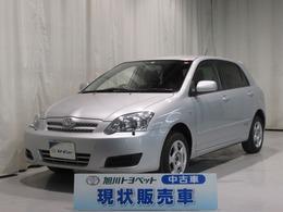 トヨタ アレックス 1.5 XS150 ワイズセレクション 4WD CDオーディオ キーレス