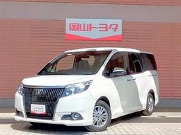 トヨタ エスクァイア 2.0 Gi ブラック テーラード メモリ-ナビ・両側電動スライドドア付き