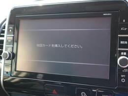 純正9型SDナビゲーション。フルセグ、DVD再生、Bluetooth搭載♪