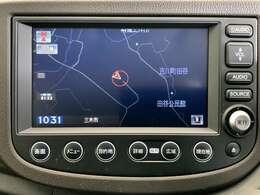 メーカーオプションのHDDナビが装着されております。