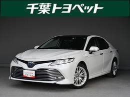 トヨタ カムリ 2.5 G レザーパッケージ ナビ・バックモニター・ETC・ドラレコ