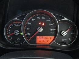 走行距離はおよそ85,000kmです。