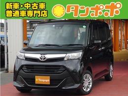 トヨタ タンク 1.0 X S 社外ナビ/フルセグTV 障害物センサー