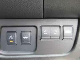 エマージェンシーブレーキ&レーンキープ機能♪ 両側パワースライドドア機能付き♪ ミニバンならではの人気装備ですね♪