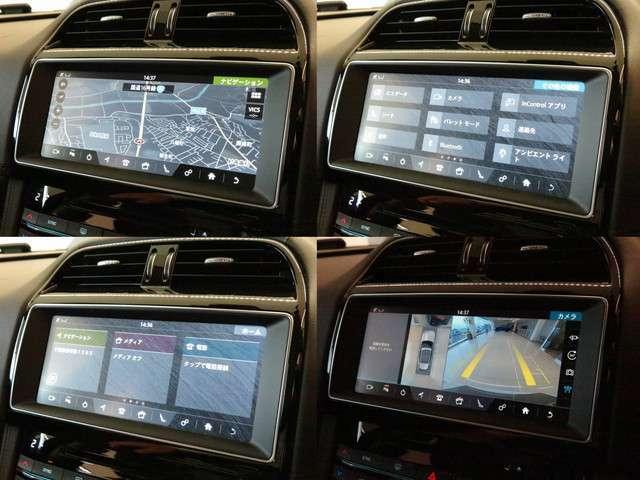 デジタルテレビ内蔵ナビゲーション。Bluetoothなどのメディアにも対応致します。サラウンドカメラシステムも搭載されており、駐車時も安心です。