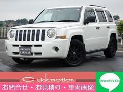 ジープ パトリオット の中古車 スポーツ 4WD 埼玉県川越市 99.9万円