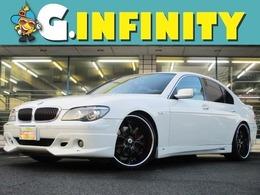 BMW 7シリーズ 750i /後期/SR/エアロ/22AW/革Pシ-ト+C+H/純ナビ
