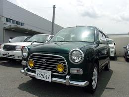 ダイハツ ミラジーノ 660 ミニライトスペシャル 1オーナー板金塗装歴無し 車検毎整備記録簿