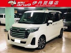 トヨタ ルーミー の中古車 1.0 カスタム G-T 兵庫県伊丹市 180.6万円