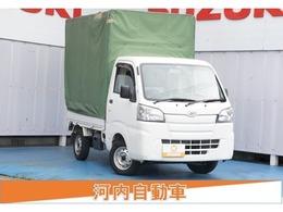 ダイハツ ハイゼットトラック 660 スタンダード 3方開 荷台幌・PS・ライトレベリング