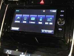 純正ナビ 地デジ/AM・FMラジオ/CD/DVD/Bluetooth