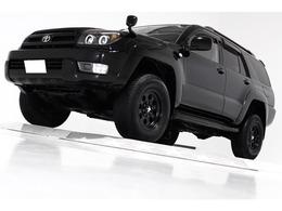 トヨタ ハイラックスサーフ 3.0 SSR-X ディーゼルターボ 4WD リフトUP ブラックレザー調シートカバー