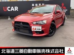 三菱 ランサーエボリューション 2.0 GSR X 4WD 社外ナビ!バックカメラ!ツインクラッチ!