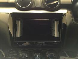 オーディオレス仕様車なので、お好きなデッキやナビを付けることができます!