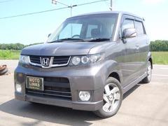 ホンダ ゼスト の中古車 660 スパーク W ターボ 4WD 北海道石狩市 11.7万円