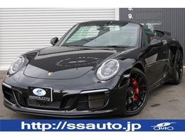 ポルシェ 911カブリオレ カレラ GTS PDK スポーツクロノ エギゾースト PDCC