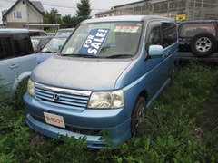 ホンダ ステップワゴン の中古車 2.0 D 4WD 北海道帯広市 35.0万円