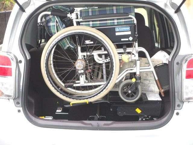 写真の車イスは参照用となります。
