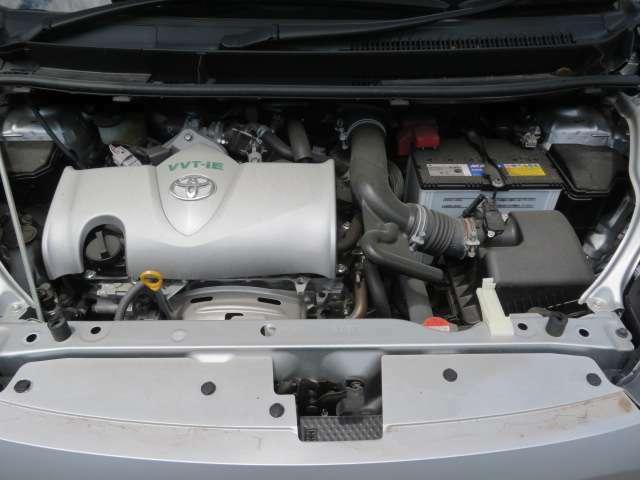 1500ccのガソリンエンジンを搭載