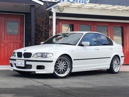 BMW 3シリーズ 318i Mスポーツパッケージ 5速MT 社外マフラー 18インチAW 360画像