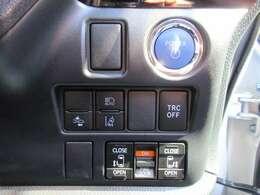 安心安全のトヨタセーフティーセンス付き♪ オートハイビーム&レーンキープ&プリクラッシュセーフティ機能♪ 両側パワースライドドア機能♪ トラクションコントロール機能付き♪ 安心の装備が充実です♪